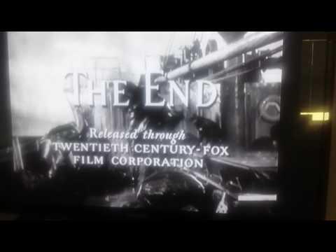 The End Released Through Twentieth Century Fox Film Corporation 20th Television