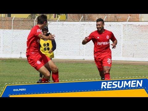 Resumen: Juan Aurich vs Sport Loreto (2-1)