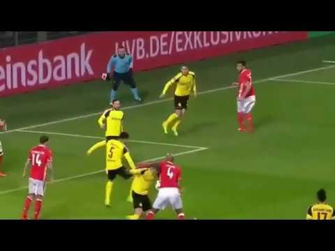 Download Borussia Dortmund VS  Benfica 4-0 All Goals 08/03/2017