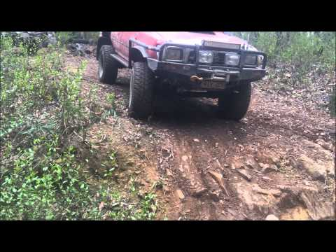 4wd Blackwood State Forest Easy-Medium Daytrip