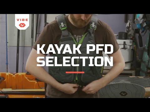 Choosing A PFD For Kayak Fishing