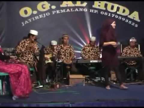 O.G. AL HUDA Jatirejo Pemalang-Jilbab Putih-Tika Faramita
