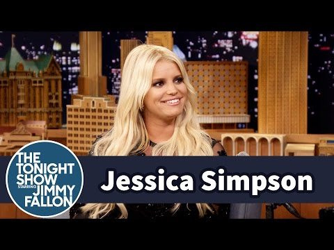 Jessica Simpson's Kids Are Dangerously Good at Tech
