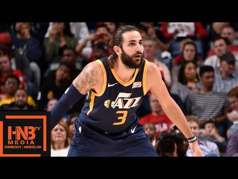 Utah Jazz vs New Orleans Pelicans Full Game Highlights | 10.27.2018, NBA Season