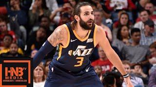 Utah Jazz vs New Orleans Pelicans Full Game Highlights | 10.27.2018, NBA Season