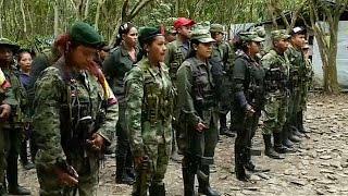 Власти Колумбии и ФАРК продлили срок разоружения на 20 дней