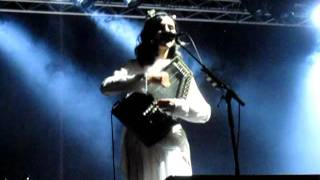 PJ Harvey - The Big Guns Call Me Back Again - Primavera 28.05.11