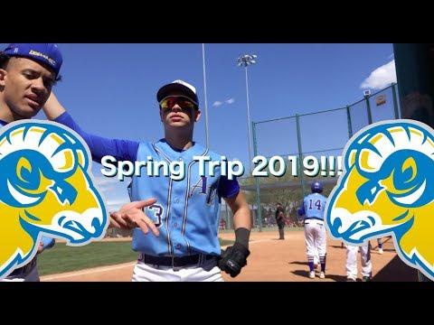 Anoka Ramsey Community College Baseball Spring Trip 2019!!!