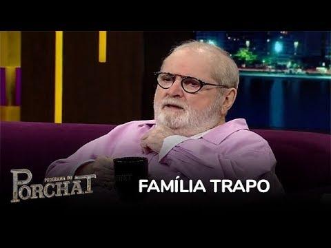 Jô Soares Conta Histórias De Bastidores Da Família Trapo