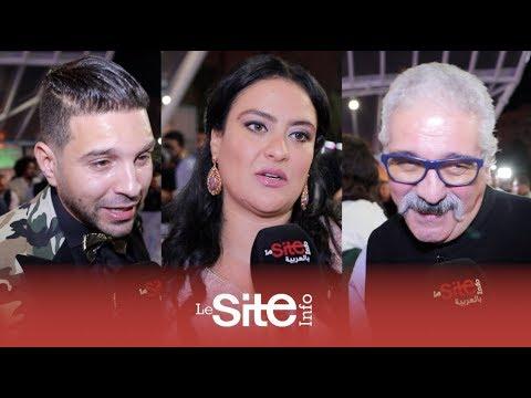 """في اليوم 6 لمهرجان مراكش.. ممثلون مغاربة يرفعون شعار """"يالله جيت"""""""