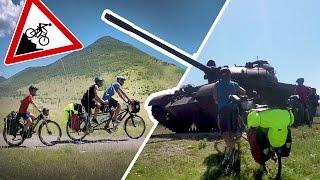 13 Tage bis Kroatien | 1700km mit dem Rad in den Süden - Travel for free