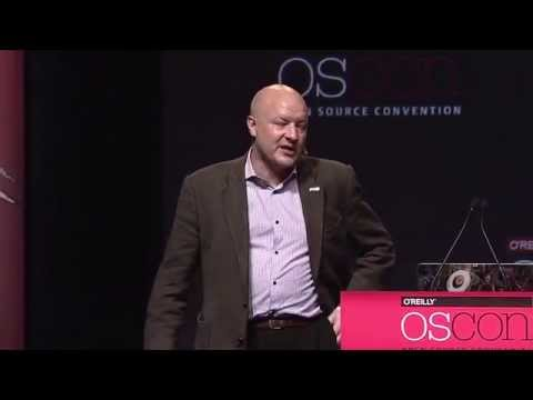 """Simon Wardley OSCON 2014 Keynote: """"Introduction to Value Chain Mapping"""""""