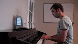 Ingrid Michaelson - Lady in Spain / Easy Piano Version (by Josep)