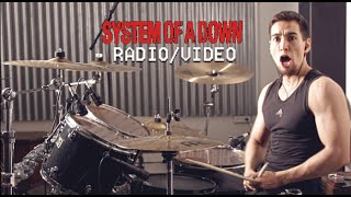 System Of A Down Radio/video Drum Cover