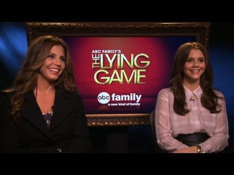 Alexandra Chando and Charisma Carpenter on The Lying Game's