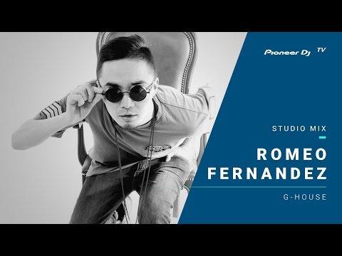 Romeo Fernandez /g-house/ @ Pioneer DJ TV   Moscow