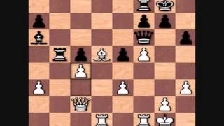 Mikhail Botvinnik vs Ilia Abramovich Kan, 1939 USSR Championship