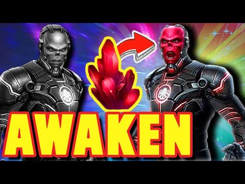 ALL AWAKENED CHARACTERS RANKED! - Marvel Future Fight