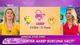 Akrep Burcu - Aygül Aydın'dan haftalık burç yorumları ( 6 - 12 Ağustos 2018 )