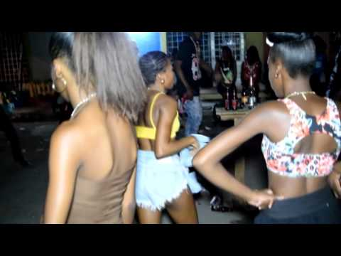 STREET DANCE IN KINGSTON JAMAICA PT.2 |SWAG TEAM GIRLS
