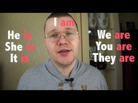 Глагол To Be в английском языке, часть 1! #4