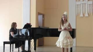 Ремизова Милана,9 лет. Шуман -Совенок