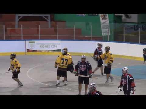 Mohawks vs Ottawa Game 2 August 6, 2016