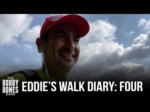 Eddie's Walk From West Virginia To Tennessee Diary: Four