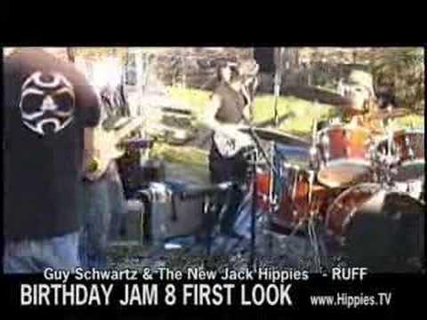 Guy Schwartz Birthday Jam with Mandy Mercier