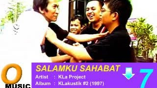Watch Kla Project Salamku Sahabat video