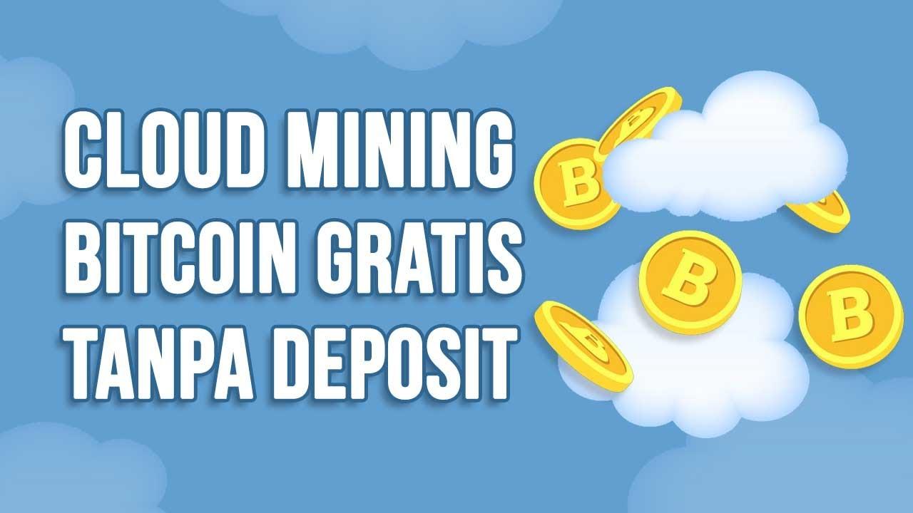 menambang bitcoin gratis tanpa deposito
