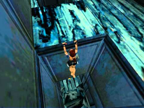 Tomb Raider 2 - Living Quarters