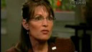 "Palin ""Iraq war is a task from God."""