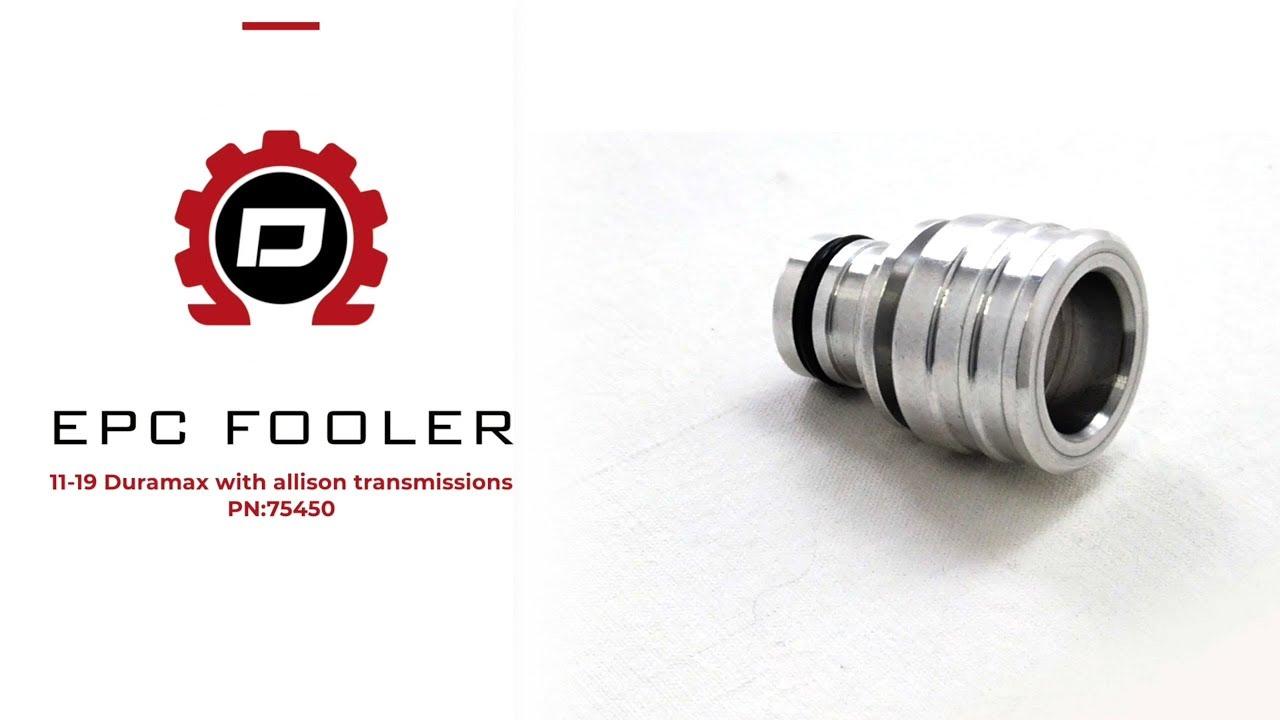 Deviant Race Parts EPC Fooler for 11-17 Chevrolet Duramax LML//L5P; 75450