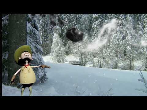 Frohe Weihnachten wünscht auch Waldkobi