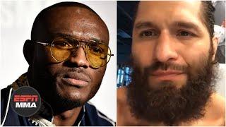 Jorge Masvidal talks Kamaru Usman, Colby Covington leaving ATT | ESPN MMA