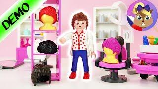 Maminka Klára v kadeřnictví vyzkouší 10 různých účesů | Top 10 | Který je nejlepší?