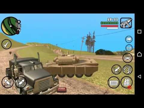 GTA San Andreas (Android) Cheats (Bg Audio)