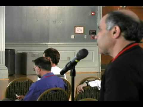 (2 of 5) Dr. Chris McKay on possible steps to human exploration of Mars