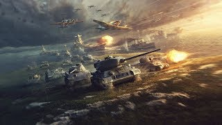 World of Tanks (тестовый сервер)