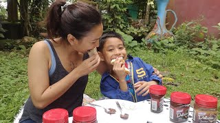 A DAY IN THE LIFE OF MACHO MOM AND MACHO KID | #IAmDel