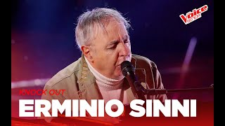 "Erminio Sinni ""La sera dei miracoli"" – Knockout - Round 1 – The Voice Senior"