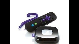 Roku 3 WiFi HD Streaming Media Player