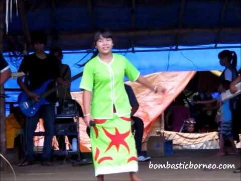 Lagu Dayak Tunjung Benuaq (Tunjung Benuaq Tribal Song), Kalimantan Timur