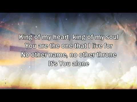 King Of My Soul - Matt Redman (2015 New Worship Song with Lyrics)