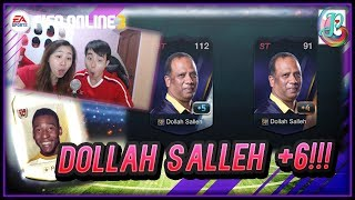 ~Dollah Salleh +6 Let's Go!~ Hari Kemerdekaan Package Opening - FIFA ONLINE 3