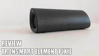 Review Tronsmart Element Pixie Nuevo altavoz Bluetooth portatil 2018