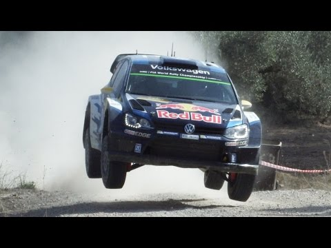 RallyRACC Catalunya - Costa Daurada | Rally De España 2015 WRC Full Attack By Jaume Soler