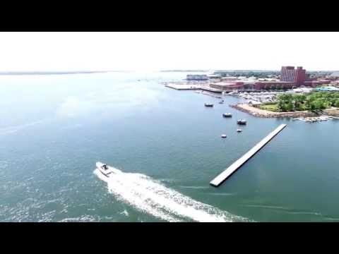 Charlottetown Waterfront Drone Video!!!