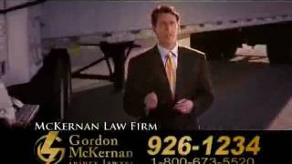 Louisiana Car Wreck & 18 Wheeler Lawyer - Gordon McKernan - Huge Trucks